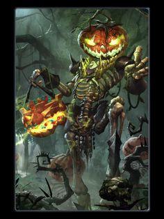 Every day is Halloween: Photo Halloween Kunst, Halloween Artwork, Halloween Pictures, Halloween Wallpaper, Halloween Horror, Arte Horror, Horror Art, Dark Fantasy Art, Fantasy Artwork