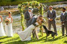 Truckee River Wedding from  Nightingale Photography