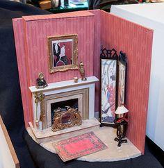 Pink Room Box