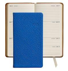 skinny mini blue planner