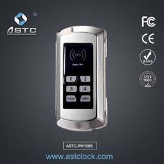Electromagnetic cabinet lock