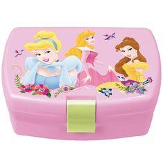 Eväsrasia Prinsessat    Prinsessat sarjan kuosissa on tutut prinsessat rakastetuista saduista.     Prinsessat eväsrasiassa on sisällä näppärä tarjotin.