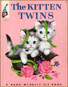 A Collection of Cat Book Images
