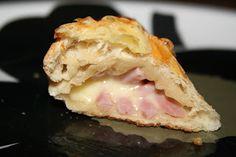 Horn med ost og skinke   Hanne`s kaker [ cakes by Hanne ]Hanne`s kaker [ cakes by Hanne ]
