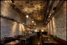 Brick & Tin in Birmingham, AL (lunch)