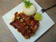 Costillas Al Horno!!!! - YouTube Salsa Barbacoa, Carne, Pork, Pasta, Beef, Youtube, Oven Ribs, Diners, Meals