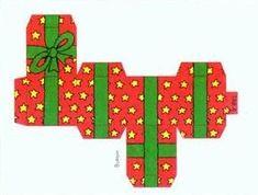 mini christmas printable