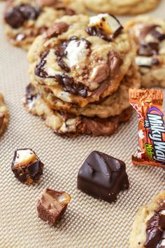 5 Star...Brown Butter Milky Way Oatmeal Cookies.  Ok, I am not really a cookie person, just never saw the allure.  However, this wonderful recipe has converted me.  Easy and delicious AND the perfect use for milky way's from halloween.