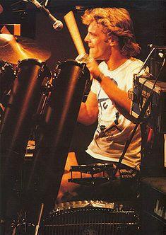 Stewart Copeland...... The Beat Keeper