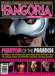 The Knights Templar from the Blind Dead Fangoria