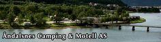 Åndalsnes Camping & Motell AS Romsdalseggen, Trollveggen og Trollstigen  Har servering, hytter og rom til leie  712 21 629