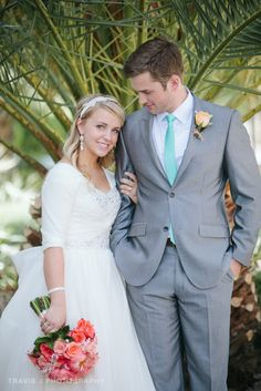 The Perfect Dress: A Not-So-Typical Vegas Wedding