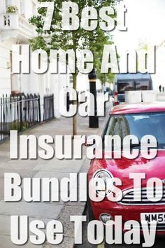 7 Best Home And Car Insurance Bundles 2019 (With Quotes) Best Car Insurance, Good To Know, Home Goods, Weird Things, Quotes, Quotations, Qoutes, Shut Up Quotes, Manager Quotes