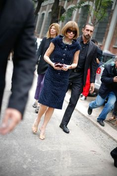 Anna Wintour- the one and only