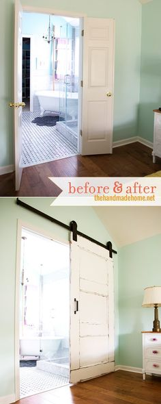 how to build a barn door - the handmade home !Detailed Info!