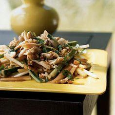 Healthy Melon Chicken Salad