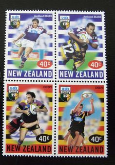 Vanuatu, Commonwealth, French Collection, Postage Stamps, Rugby, New Zealand, Blues, About Me Blog, News