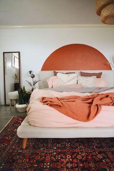 Room Decor Bedroom, Home Bedroom, Modern Bedroom, Funky Bedroom, Bedroom Signs, Design Bedroom, Master Bedrooms, Bedroom Apartment, Bed Styling