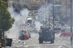 """Israeli-Palestinian violence escalates, prompts UN Security Council to schedule 'urgent' meet https://tmbw.news/israeli-palestinian-violence-escalates-prompts-un-security-council-to-schedule-urgent-meet  UNITED NATIONS – The United Nations Security Council will meet on Monday to discuss the bloodiest spate of Israeli-Palestinian violence for years, diplomats said on Saturday.Sweden, Egypt and France requested the meeting to """"urgently discuss how calls for de-escalation in Jerusalem can be…"""