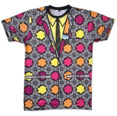 Craig Sager XXXXL Tribute tuxedo TShirt HTF Rare!! please retweet