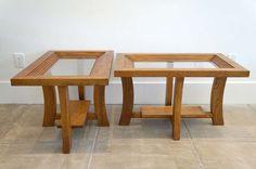 1stdibs | Paul T. Frankl Side Tables