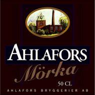 Ahlafors Mörka (5,0 volymprocent) - Ahlafors mörka är ett mellanmörkt lageröl, bryggt på pilsner- och karamellmalt, samt humlat på traditionellt sätt med hela humlekottar av högsta kvalitet.