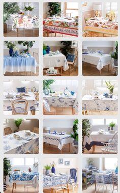 Zara Home Tablecloths