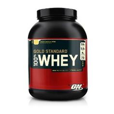 #6: Optimum Nutrition 100% Whey Gold Standard, Double Rich Chocolate, 5 Pound