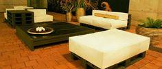 Muebles de palets: Muebles elegantes y de diseño hechos con palets