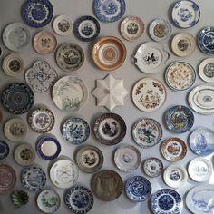 Obsession #littleowldesign #ceramics #plates by littleowl.eu