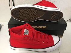 CONVERSE CT CHUCK TAYLOR ALL STAR STREET MID MENS 157540F Casino NEW #Converse #Athletic