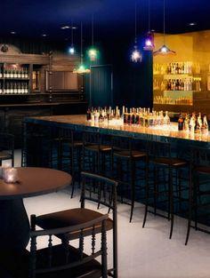 Cheers to the weekend! Cocktailbars in Amsterdam | Bluespoon Bar | ELLE Eten