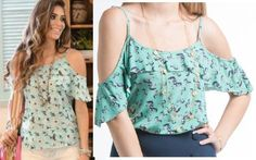 Tremendous Sewing Make Your Own Clothes Ideas. Prodigious Sewing Make Your Own Clothes Ideas. Blouse Patterns, Clothing Patterns, Sewing Blouses, Make Your Own Clothes, Couture Tops, Models, Corsage, Nice Tops, Passion For Fashion