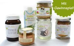KULAU, weil wir Kokosnüsse lieben! Coconut Sugar, Coconut Water, Coconut Oil, Candle Jars, Pure Products, Coconut, Palm Sugar, Agua De Coco, Candle Mason Jars
