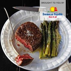 Filet Mignon With Béarnaise Sauce And Roasted Asparagus Recipe Main Course with dry white wine, white wine vinegar, shallots, fresh tarragon, large egg yolks, unsalted butter, fresh lemon juice, kosher salt, black pepper, asparagus, olive oil, filet mignon, parsley