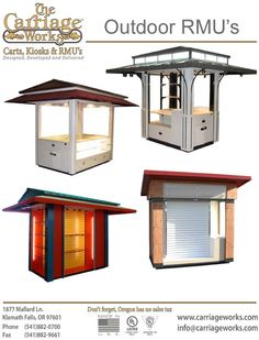 The Carriage Works - Manufacturer and designer of carts and kiosks. In business for over 40 years with our products all over the world. carts, buffets, theme carts, kiosks, RMU, Mall Carts, Outdoor Carts, Retail Carts, Ice Cream Cart, Espresso Cart, Coffee Cart, Hot Dog Carts, Cell Phone Kiosks, Nail Kiosk, Food Bar, School Carts, Bar Carts, Pretzel Carts, Donut Carts, in lines, display carts , kiosks, school food carts, coffee kiosks, popcorn wagons