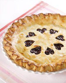 Grandma Friendship's Raisin Pie - Martha Stewart Recipes -