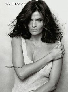 Helena Christensen by Peter Lindberg                                                                                                                                                                                 More