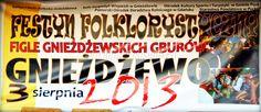 Topienie Węgorza 2013 - Banner