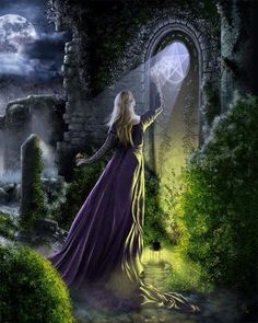 Wiccan. Pagan