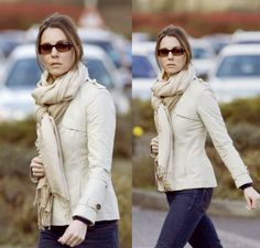 Cool and calm as always whilst being stalked by photographers. #lovekate