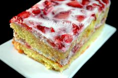 torta alle fragole ricetta dolce arte in cucina
