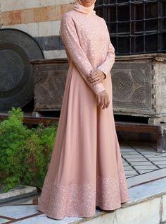 Nusayba Abaya Gown
