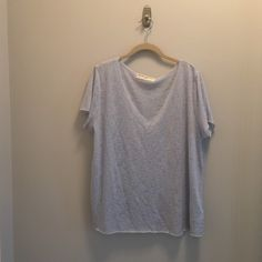 Urban Outfitters top Light blue tee Urban Outfitters Tops