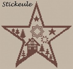 Stickeule: Adventskalender 2014