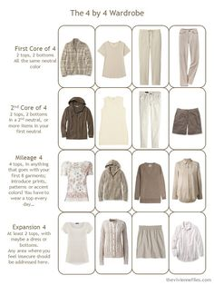 The Vivienne Files: 1 Piece at a Time: Beige and Brown, for Leisure