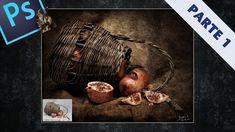 Mejorar, texturizar e iluminar un bodegón con Photoshop - Parte 1 by @Tripiyon ArteDigital