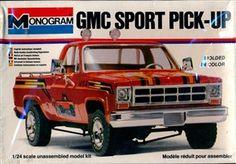 1977 GMC Sport Pick Up (1/24) (fs)