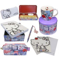 Hello Kitty Shop London   Hello Kitty meets Liberty of London available from Until
