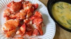 Recipes - Lobster Scrambled Eggs Recipe - Leftover Lobster Recipe